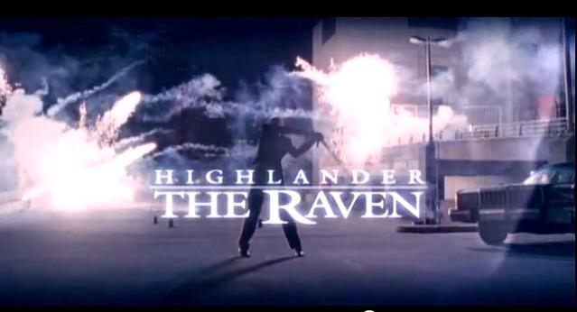 Highlander The Raven