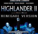 Highlander 2 : Renegade Version