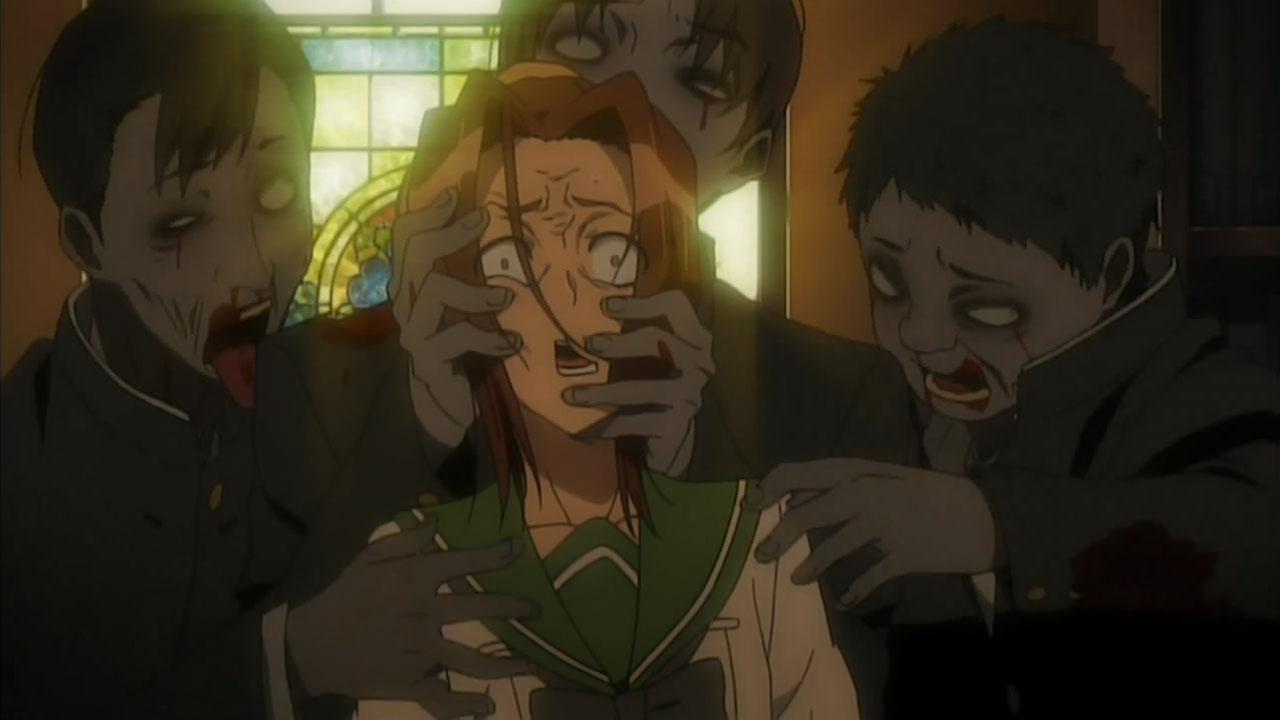 download highschool of the dead episode 6