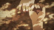 Rei and Takashi - pinky-promise