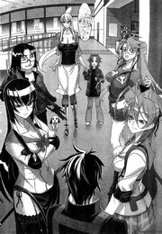 High School of the Dead 23 - Page 13