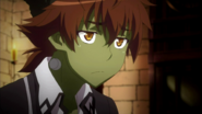 Issei Playing as Frankenstein