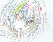 Xenovia Quarta - Animator Sketch