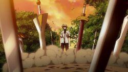 Kiba sword birth
