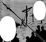True Longinus manga silhouette