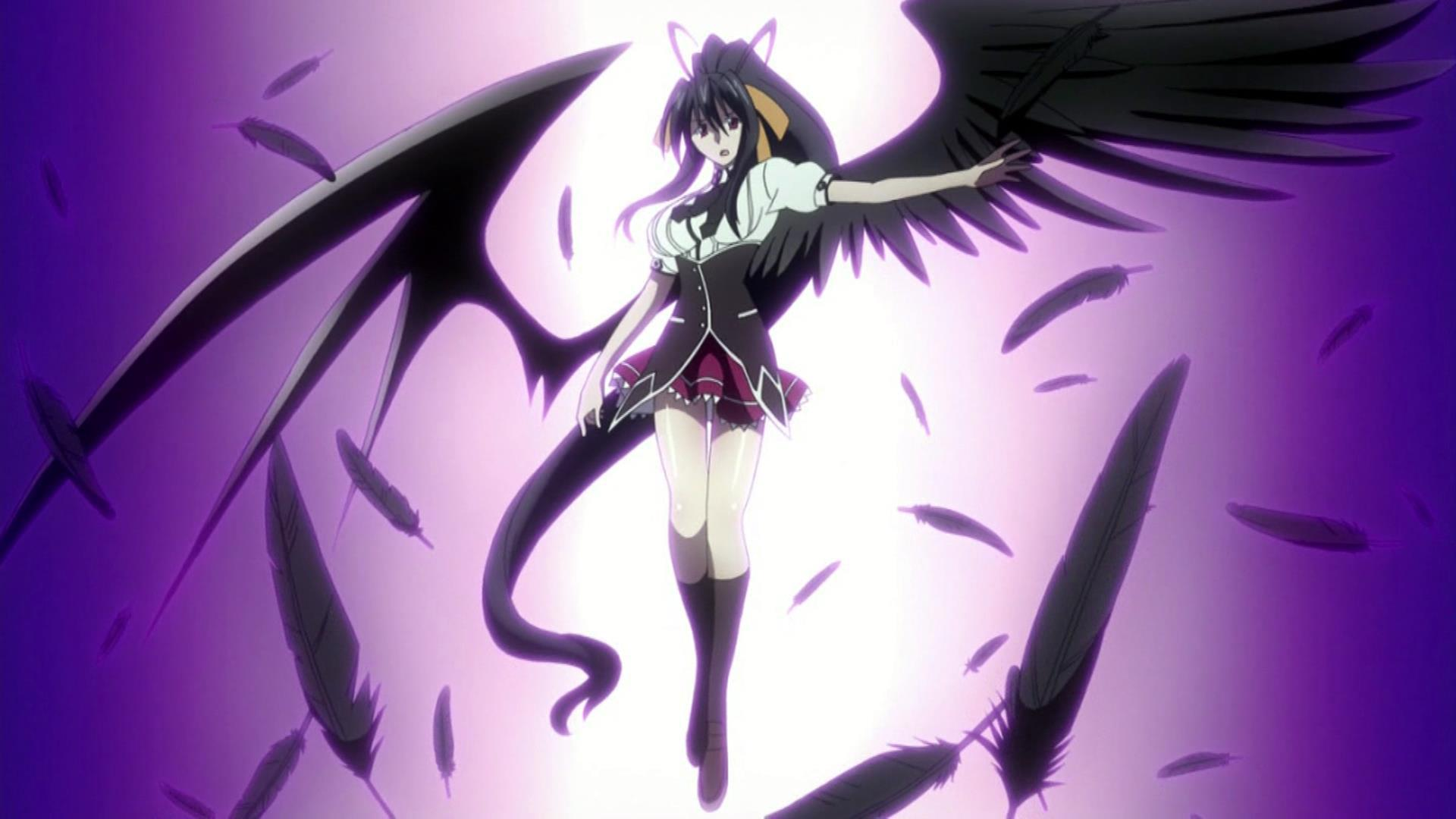 Anime High School Demons: Characters and Their Stories