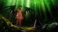 Rias and Akeno fateful encounter
