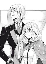Arthur and Le Fay