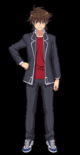 Issei Hyōdō | Wiki High School DxD | FANDOM powered by Wikia