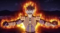Hercules with Variant Detonation aura in HERO