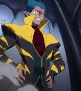 Zephydor full appearance
