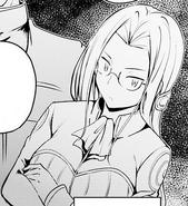 Seekvaira Agares - DxD Manga 3
