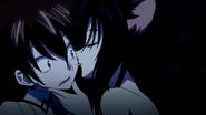 Kuroka licking Issei