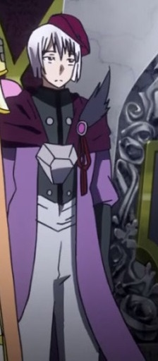 Shemhazai - as he appears in the anime