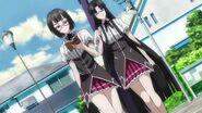 Sona, Tsubaki Walk to School