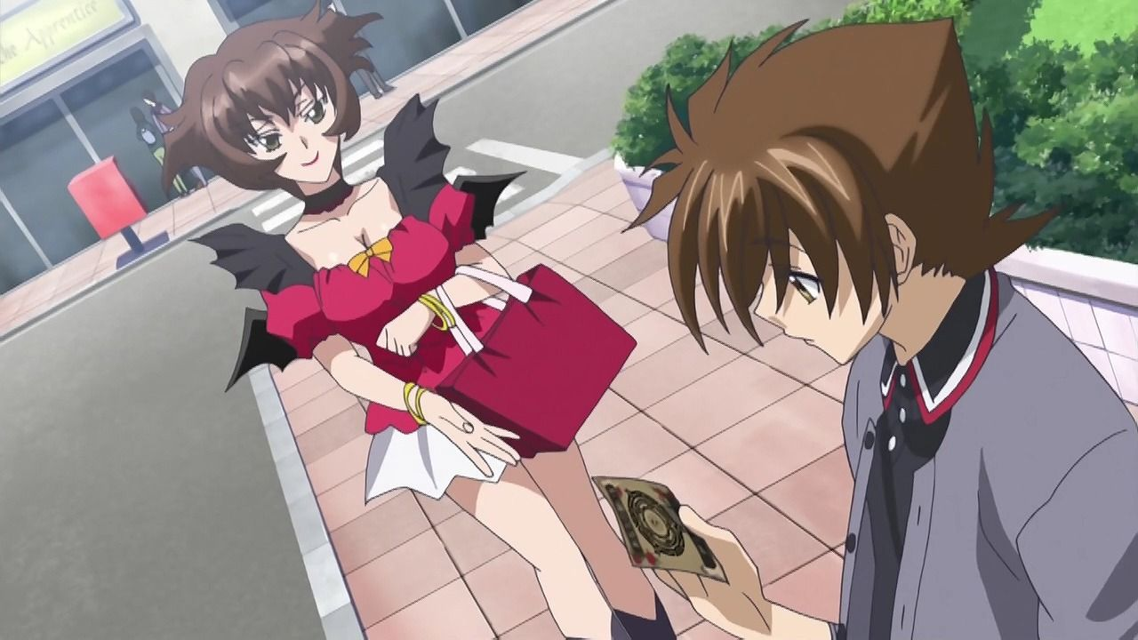 Familiars | High School DxD Wiki | FANDOM powered by Wikia