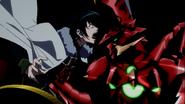Issei beating Diodora