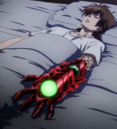 Issei lying Comatose Suffering From Loki's Curse