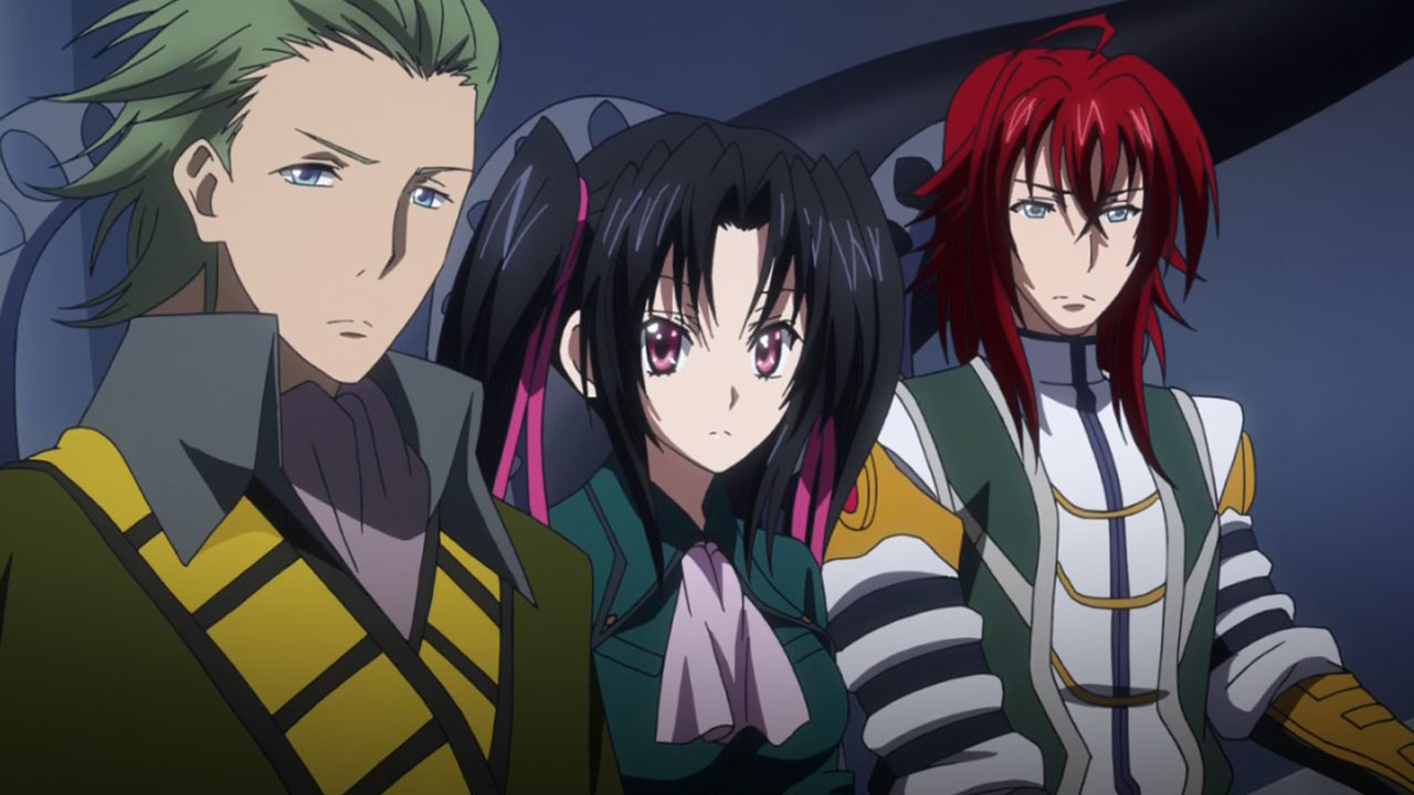 Four Great Satans | High School DxD Wiki | FANDOM powered by Wikia