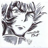 Sairaorg animator sketch