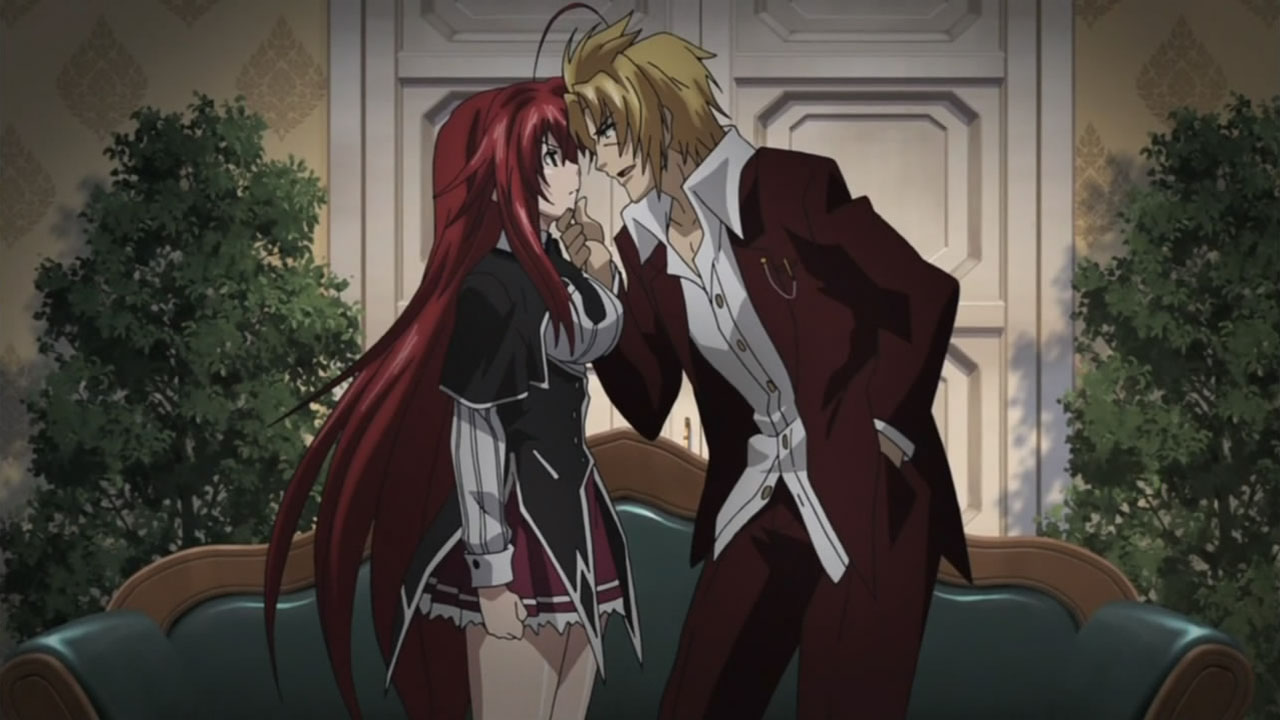 Rating Game Team Gremory Vs Team Riser High School Dxd Wiki