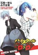 HS DxD Short Story - Amida Wars (Cover Xenovia and Vali)