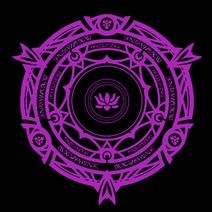 Devil Magic Circle - Original Bael
