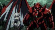 Koneko teaming up with issei