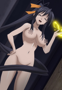 HS DxD OVA 14 - Akeno Lightning