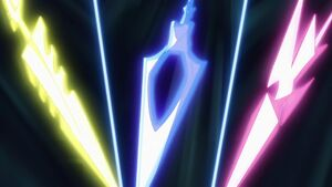 Light spears of varying shapes and colors ... & Fallen Angel | High School DxD Wiki | FANDOM powered by Wikia azcodes.com
