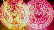 Gremory defence magic circle