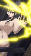 HS DxD OVA14 - Akeno Lightning2