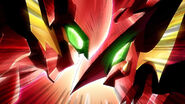 Issei and Rias clashes in Scale Mail armors