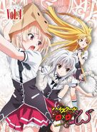 High School DxD New Vol.4 DVD