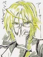 Arthur animator sketch