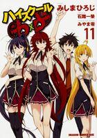 Manga Volume 11 Cover