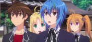 Xenovia disappointed