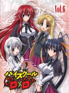 High School DxD Vol.6 DVDx