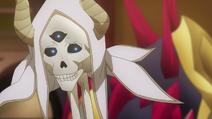 Skeletal Staff