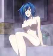 Xenovia in the Open Air Bath S3