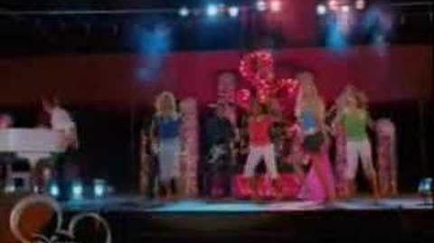 You are the Music in Me Sharpay - HSM2 (Movie Version)