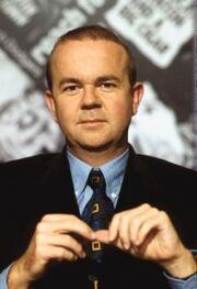 Ian Hislop - Oxford-educated