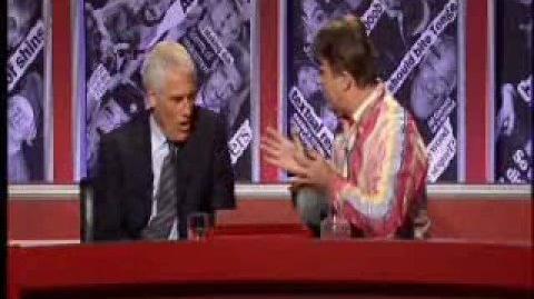 HIGNFY - Paul yells at Robert Kilroy-Silk