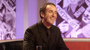 Presenter Angus Deayton