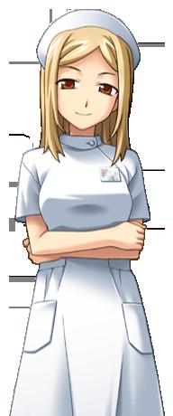 Takano Miyo ID pielęgniarka