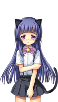 Furude Rika neko steam