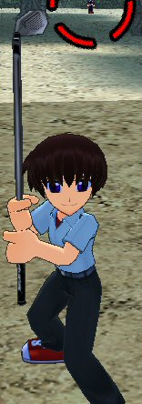 Keiichi golf