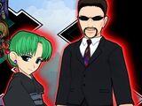 The Sonozaki Yakuza Team