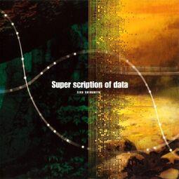 Super scription of data Cover