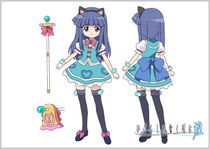 Rika Furude - Magical Girl